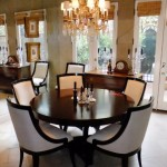 Transitional Dining Style