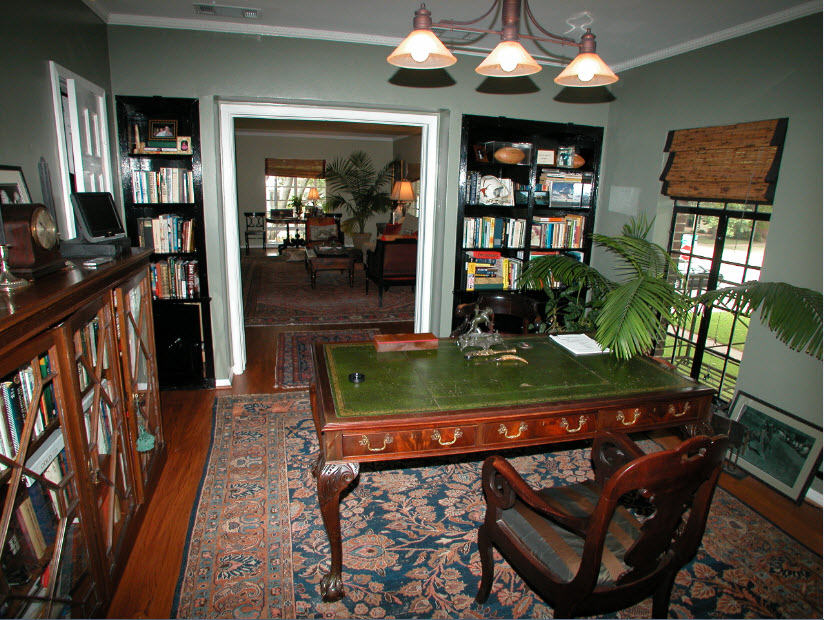 The Gentleman's Study : [A poem, by Miss W-.] In answer to ...