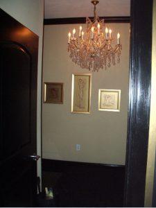 highrise entry foyer
