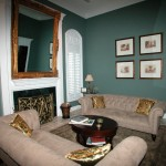 Dallas Preston Hollow sitting room