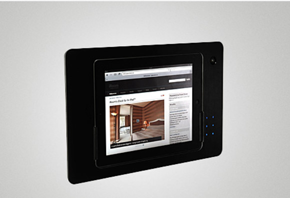 ipad dock, wall mount ipad