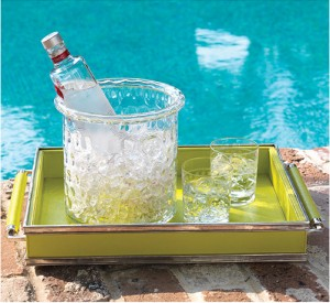 poolside barware