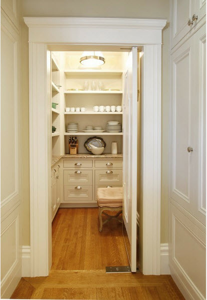 Butler pantry fever for Kitchen plans with butlers pantry