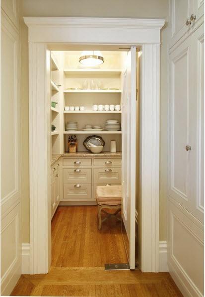 Butler pantry fever for Butler kitchen designs