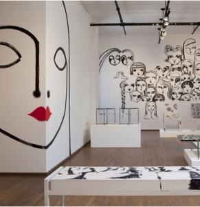 Ralph Pucci Showroom on www.CourtneyPrice.com