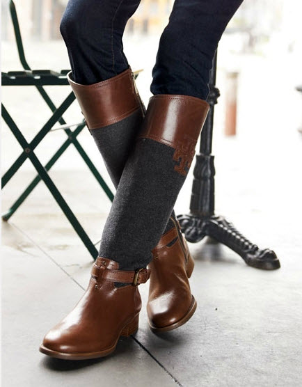 equestrian boots fashion