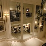 Ralph Lauren NYC Mirrored Stairwell