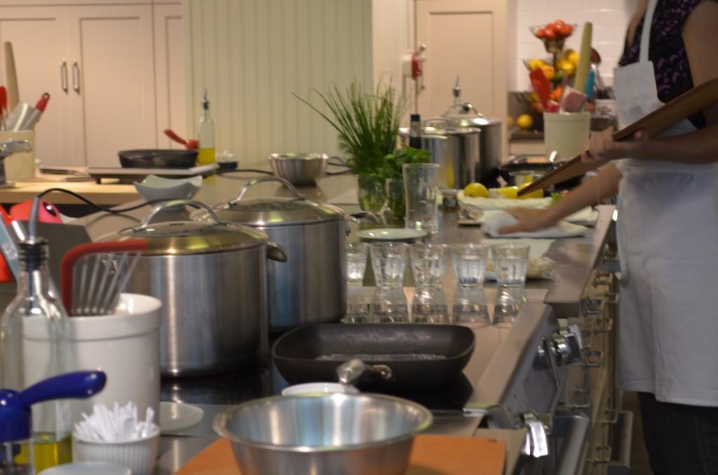 Private event, Sur la Table