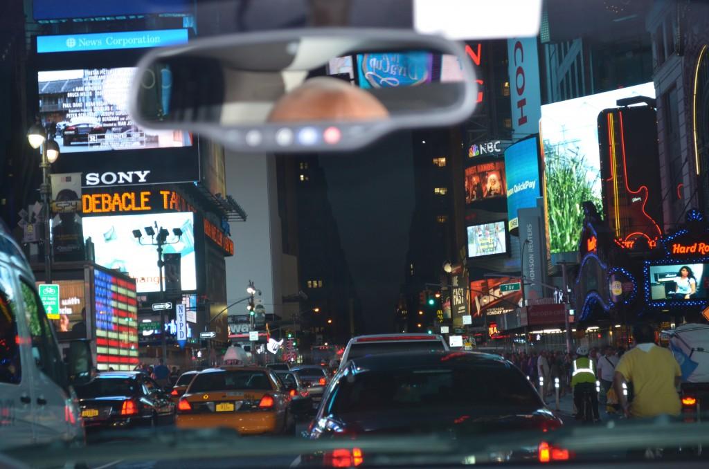 Cabbing in New York