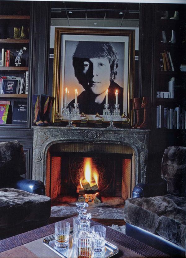Lenny Kravitz Infusing Soul Into Interiors
