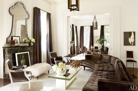 Lee Ledbetter Design, living room