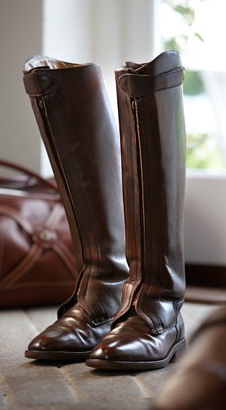 Asprey boots