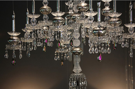 Flight Chandelier via Vosled via Modenus