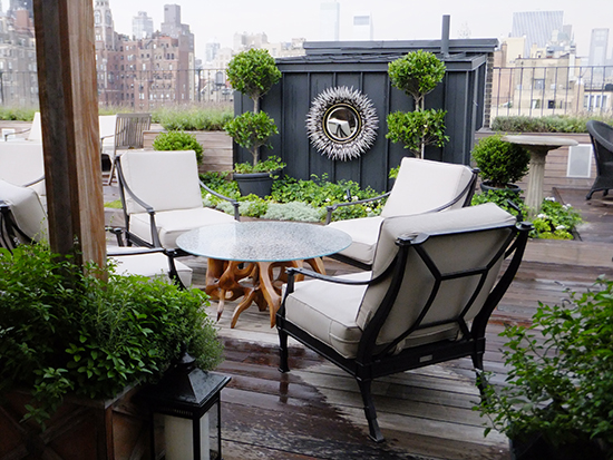 Roof Deck NYC