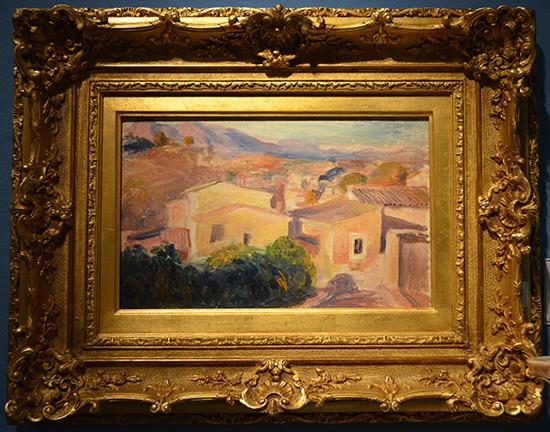Renoir Landscape