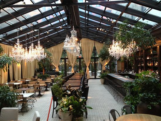 Soho restaurant NYC