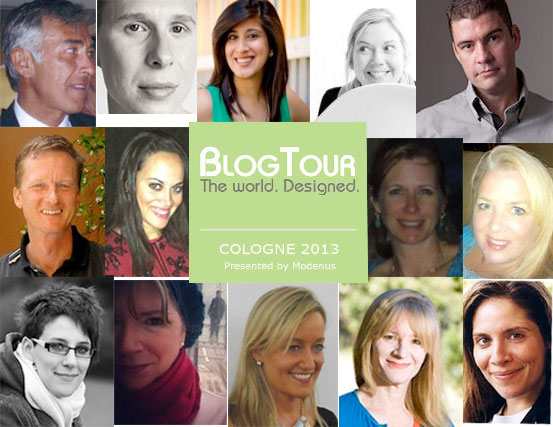 bloggers going to BlogTour Cologne