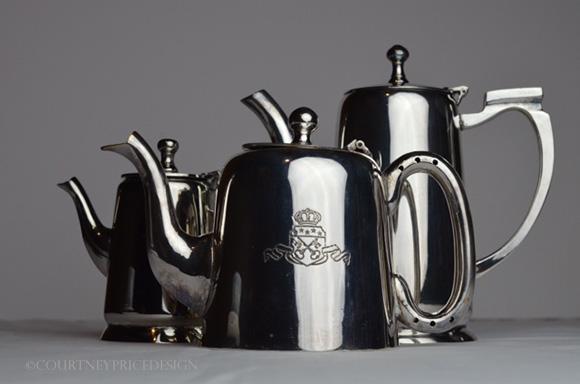 Hotel Silver Coffee Service on www.CourtneyPrice.com