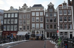 Architectural Style Amsterdam