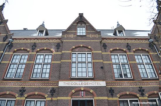 College Hotel Amsterdam, best hotel Amsterdam