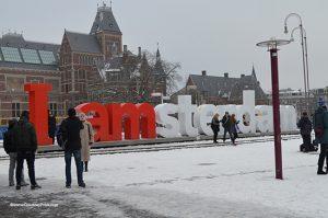 I Amsterdam, BlogTour