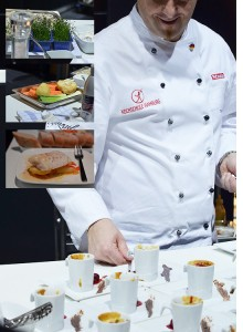 Miele Chef, Steam Cooking