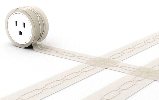 Extension Cords Under Rugs