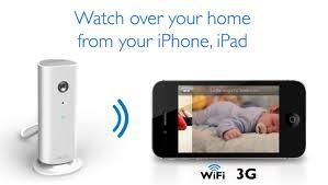 Remote home monitor