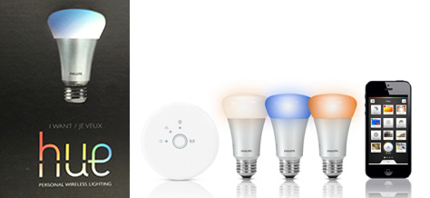 Phillips LED hue, Remote Control LED lights, full spectrum LED lights on www.CourtneyPrice.com