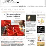 Romantic Valentines entertaining