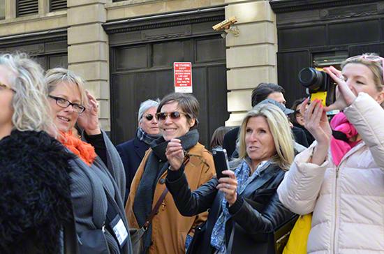 bloggers, photographers