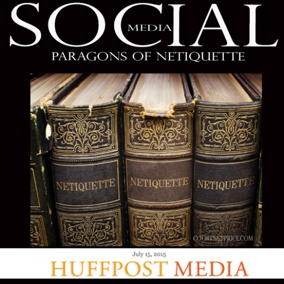 Huffington Post Media- Netiquette
