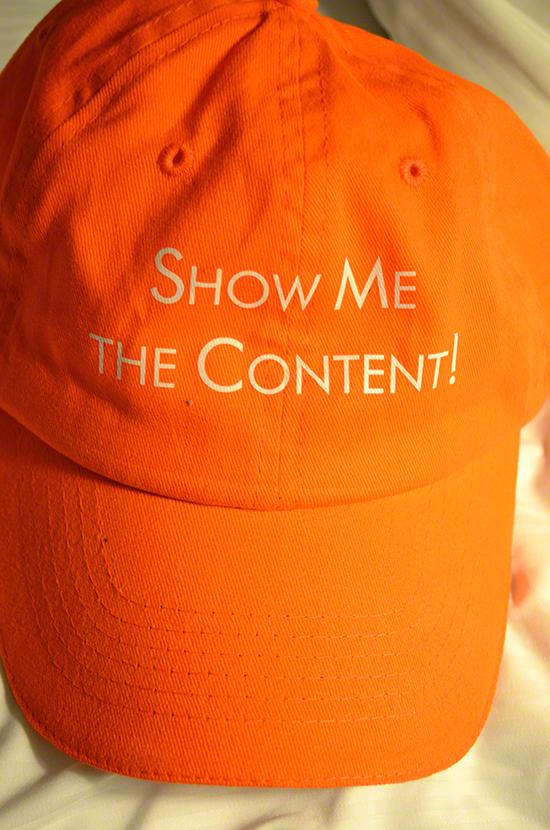 Show Me The Content, Importance of Original Content
