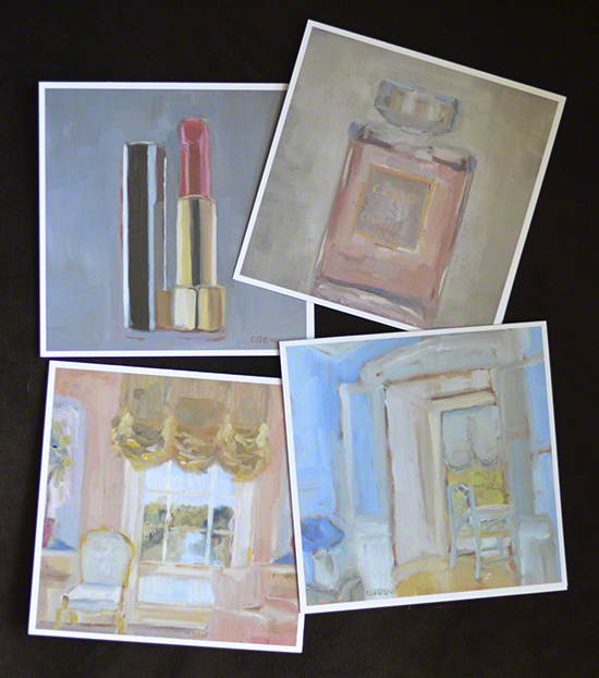 Pamela Copeman Paintings