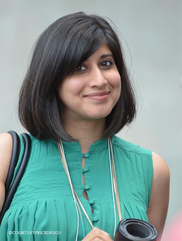 Tina Ramchandani, Life In Sketch