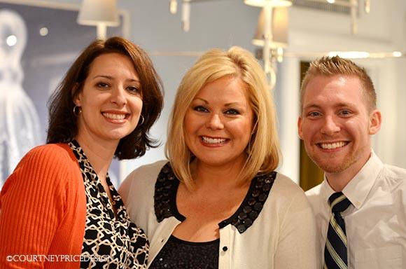 Brandy Scott, Shay Geyer & Kevin Wild of Designer Detective