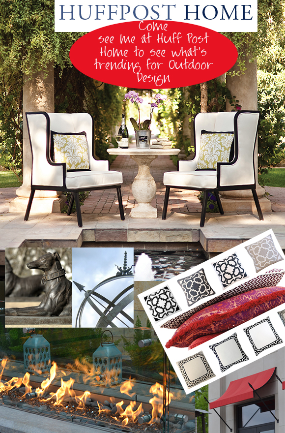 Outdoor Design, Huffington Post Home