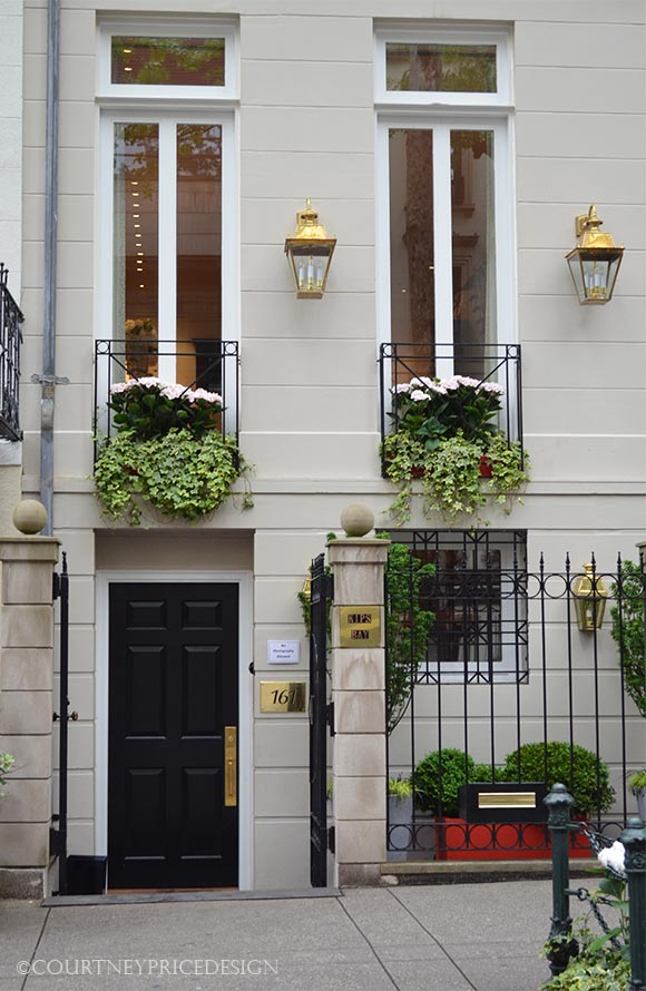 Upper East Side, Show House NYC, pier windows, french doors