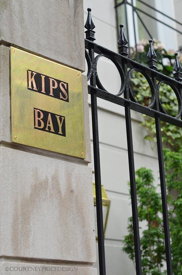 Kips Bay Sign