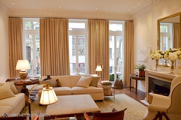 Ivory Living Room