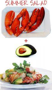 Lobster and Avacado