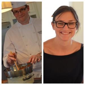 Chef Derek Paterson, Toronto Westin, Tristan Knowlton