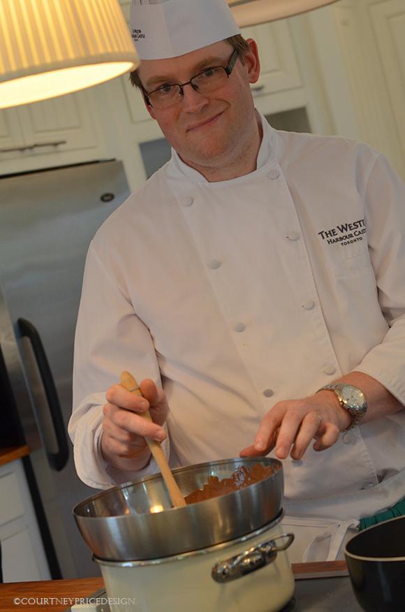 Chef Derek Paterson, Westin Toronto, Canada