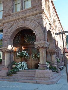 Bank Telluride, Telluride Architecture
