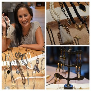 jewelry collection, Maria Lightfoot Collection, trunk show