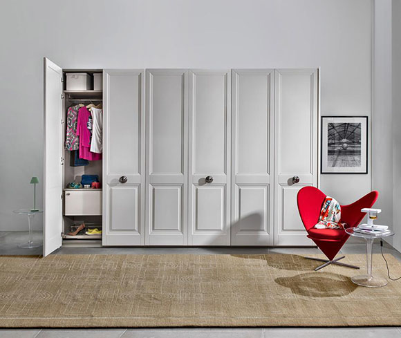 Luxury Closet, Custom closet