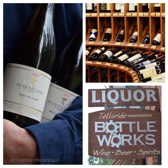 Telluride Liquor, Telluride Wine store