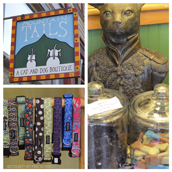 Pet Boutique Store, Telluride, Mountain Tails