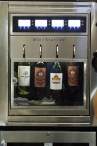 Wine Station, Dacor, Food and Wine Pairing, Entertaining