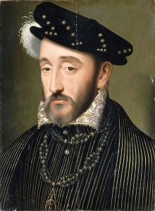Henry_II_of_France, King of France